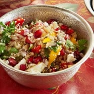 Couscous Salad – Nutritious New Year Recipe