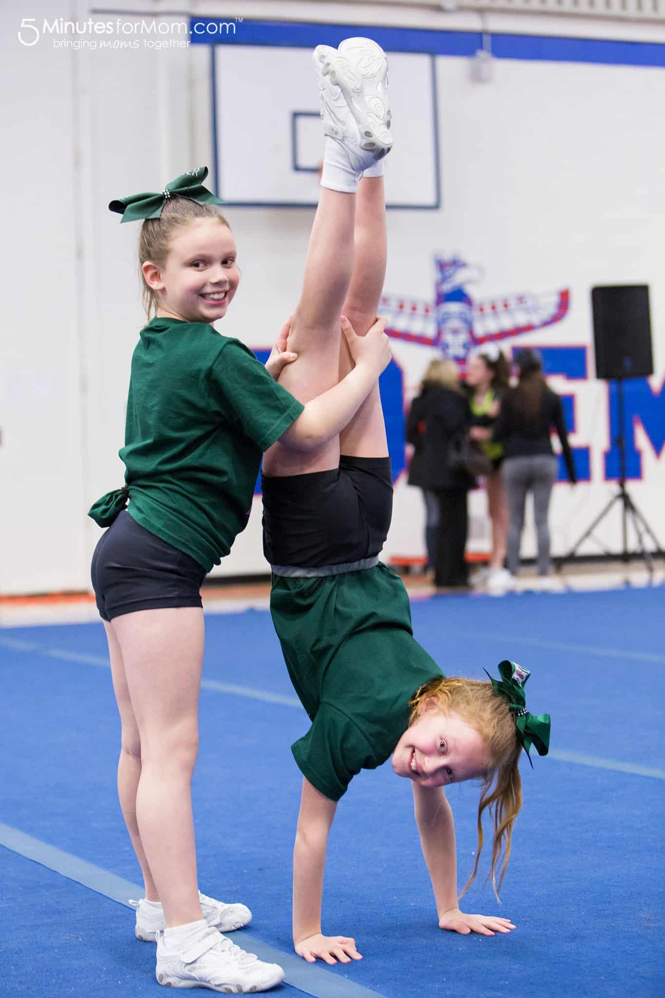 champion cheerleading