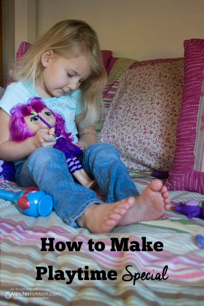 How to Make Playtime Special