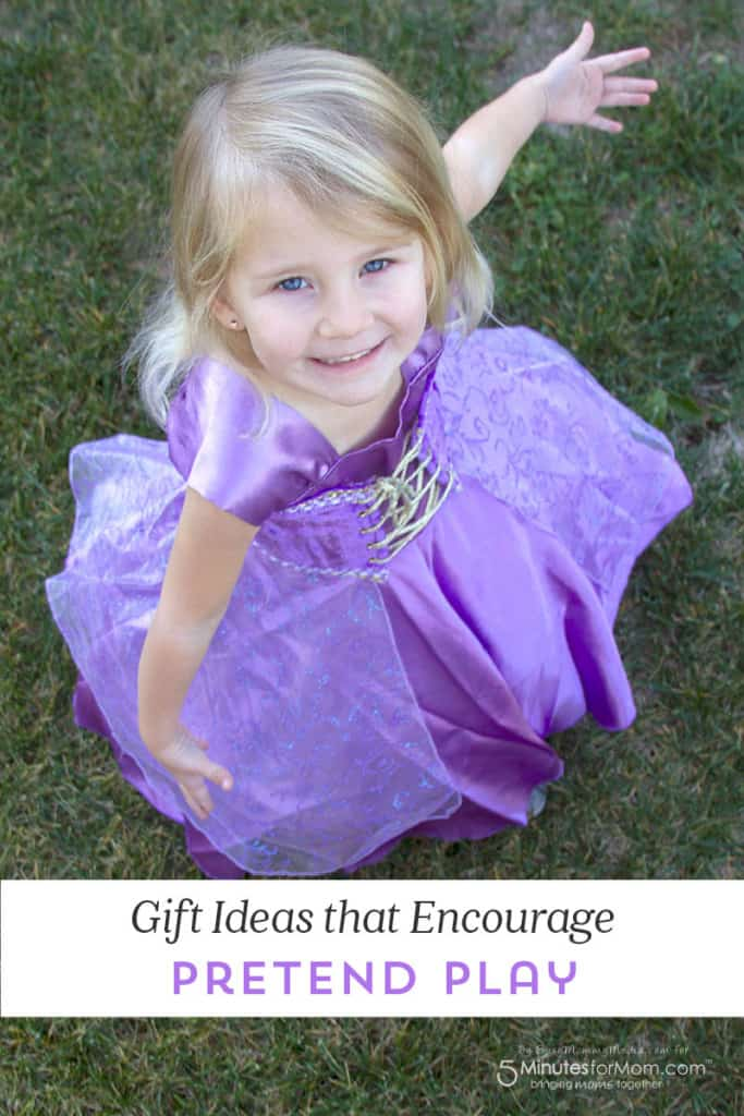 Gifts for Kids that Encourage Pretend Play