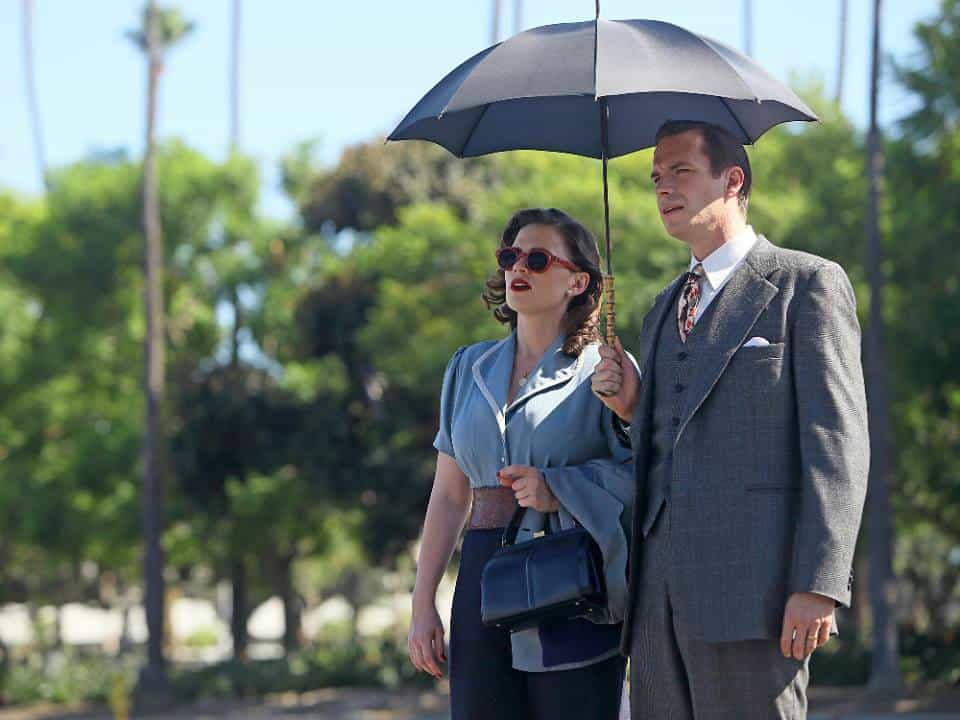 Agent Carter - HAYLEY ATWELL, JAMES D'ARCY- Lady in the Lake