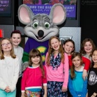 A Birthday Party at Chuck E. Cheese's is a Gift For You and Your Child