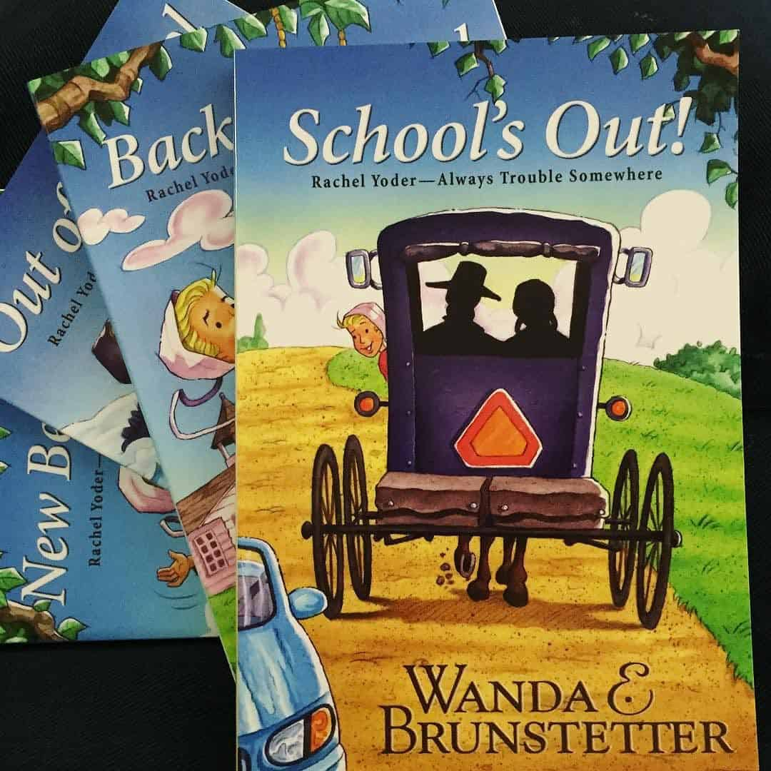 Great Book Series for Girls