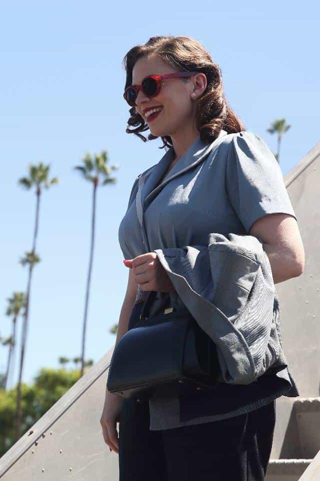 Hayley Atwell Season 2 of Marvel Agent Carter