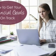 How to Get Your Financial Goals On Track with Dave Ramsey's EveryDollar