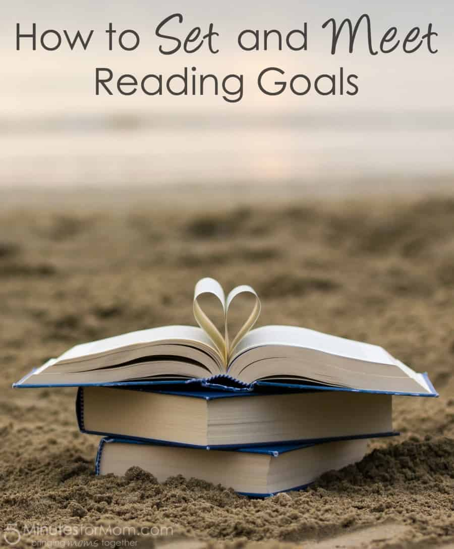 How to Set and Meet Reading Goals