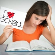 Help! My Child HATES School…