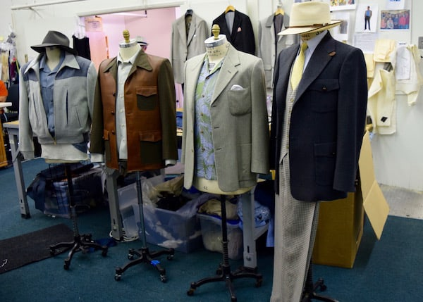 Marvels Agent Carter - Wardrobe - Gentlemen Fashion - Coats and SuitMarvels Agent Carter - Wardrobe - Gentlemen Fashion - Coats and Suit