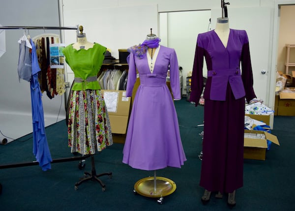 Marvels Agent Carter - Wardrobe - Ladies Fashion