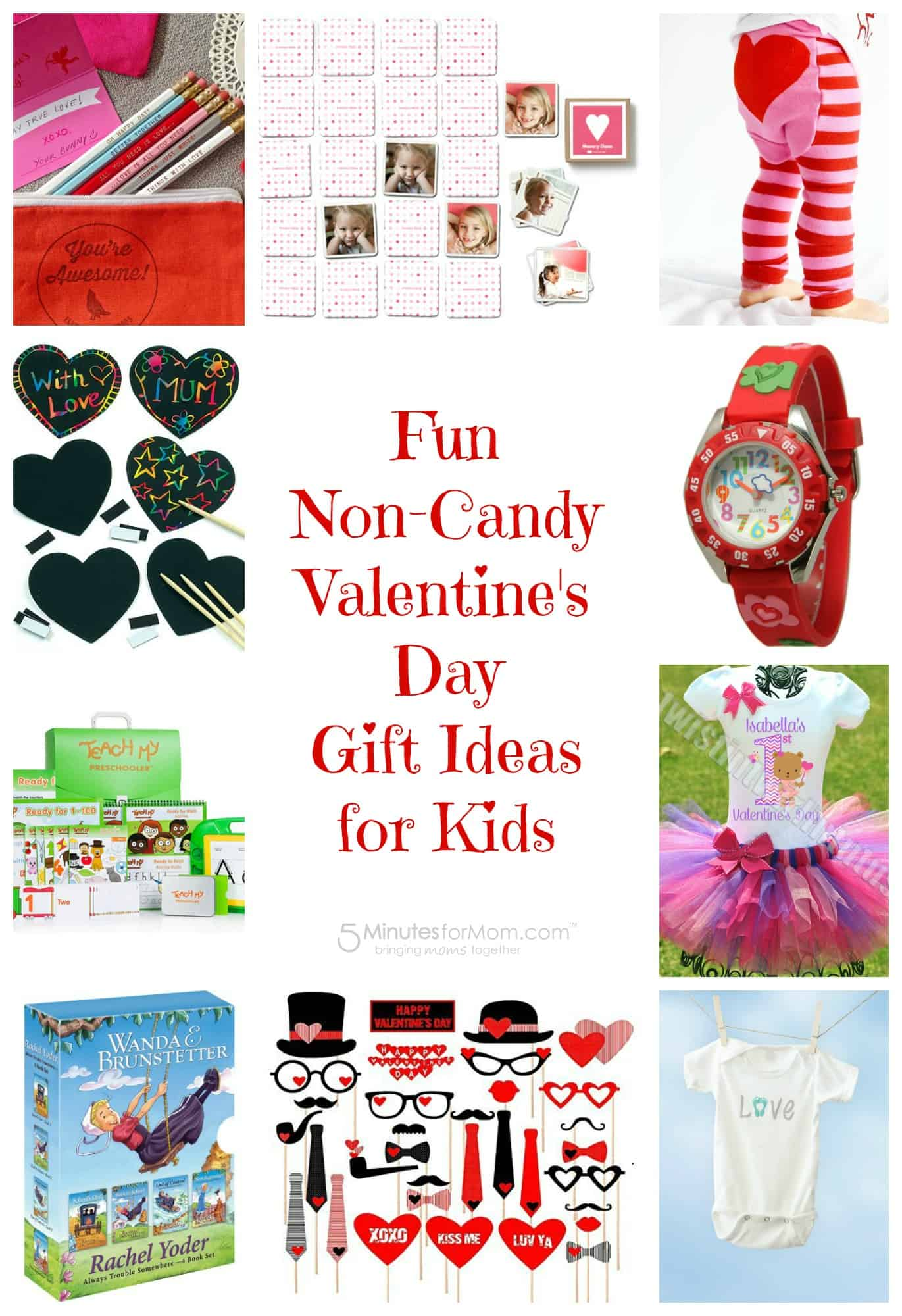 Valentine 39 s day gift guide for kids plus 100 amazon for Valentine s day gift ideas for mom