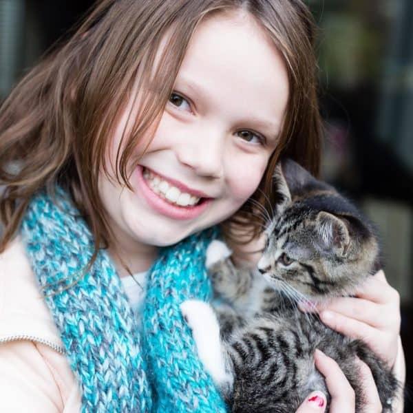 Wordless Wednesday – Alice the Kitten