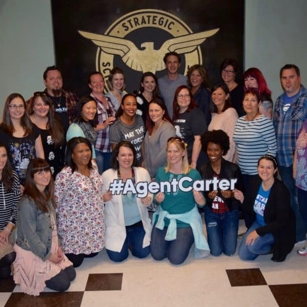 Marvel's Agent Carter is Back for More Adventure #AgentCarter #ABCTVEvent