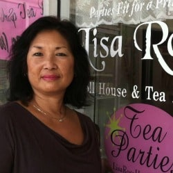 Princess Tea Party Birthday Business
