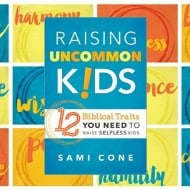 Raising Uncommon Kids – New Book by @TheSamiCone #‎UncommonKids‬