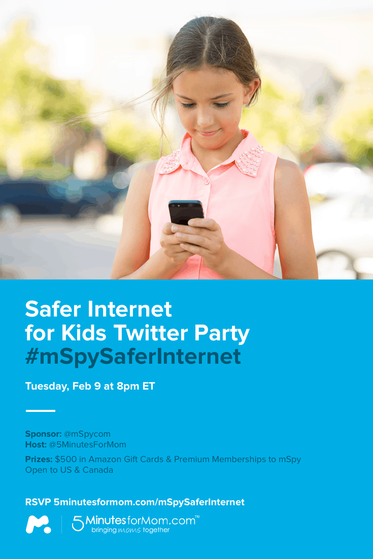 Safer Internet for Kids Twitter Party