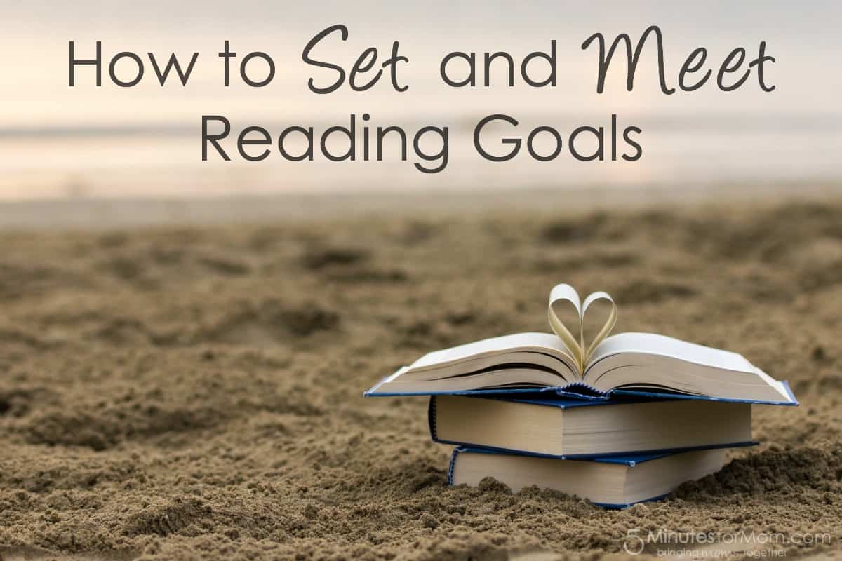 Set and Meet Reading Goals