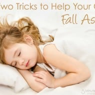 ADHD Sleep Problems – Top Two Tricks to Help Your Child Fall Asleep