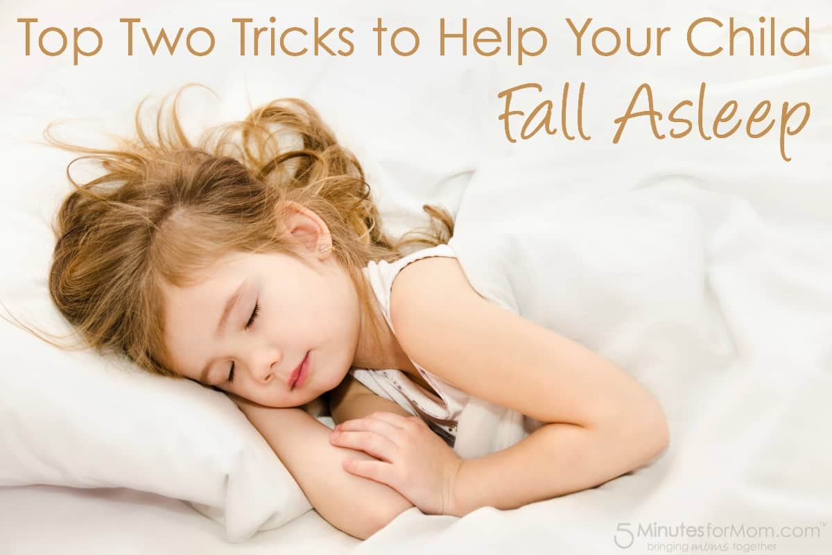 ADHD Sleep Problems Solution - Top Two Tricks to Help Your Child Fall Asleep