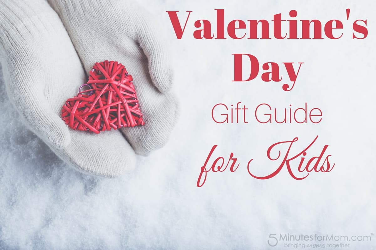 Valentines Day Gift Guide for Kids