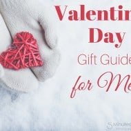 Valentine's Day Gift Guide for Men – Plus $100 Amazon Gift Card Giveaway