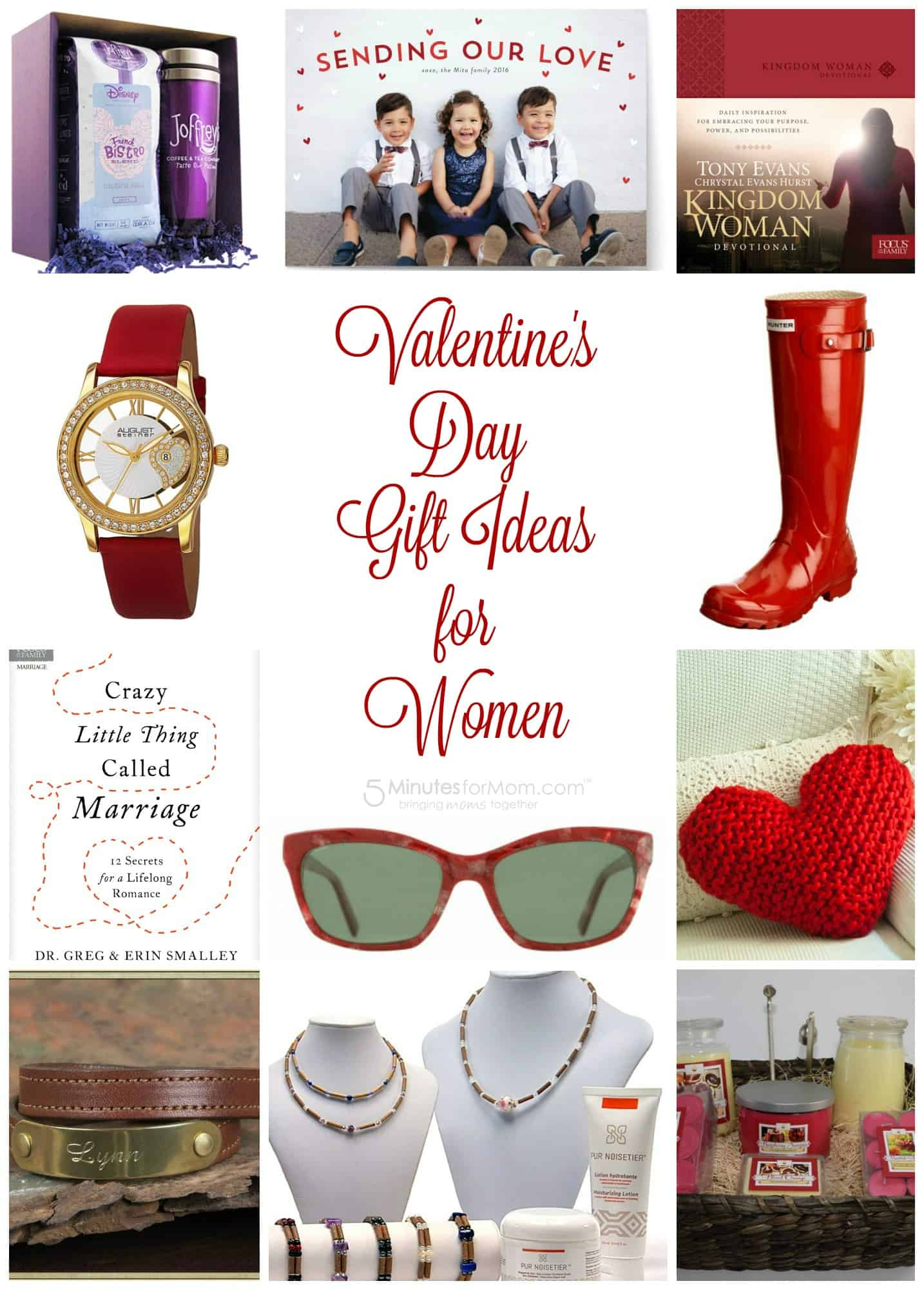 Gifts For Friends At Christmas: Valentine's Day Gift Guide For Women