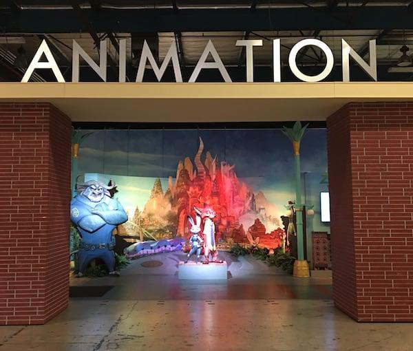 Walt Disney Animation Studios - Zootopia