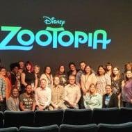 Interview with Zootopia Creators – #Zootopia