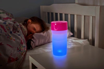 Litecup - a spill proof cup and nightlight all in one!