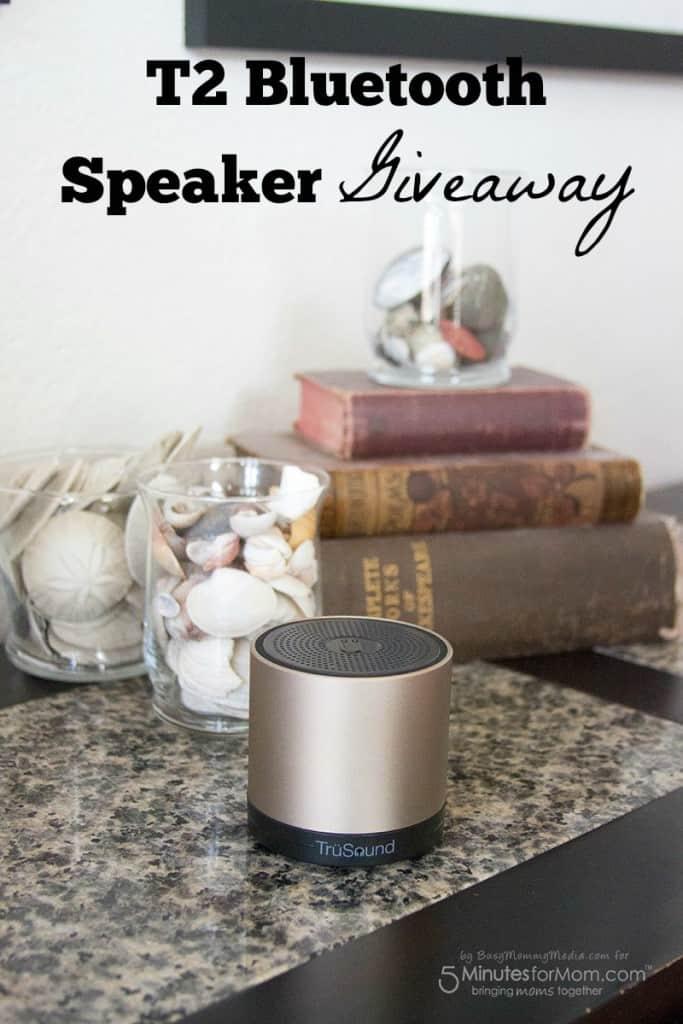 T2 Bluetooth Speaker