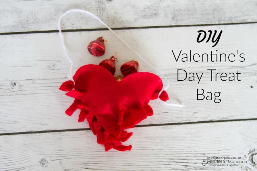 DIY Valentine's Day Treat Bag