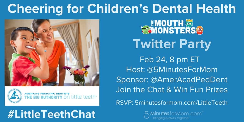 AAPD LittleTeethChat Twitter Party