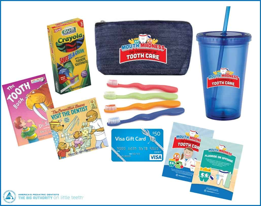 AAPD Twitter Chat Prize Pack