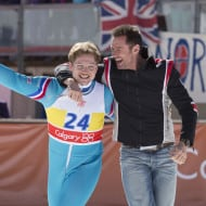 We All Need a Cheerleader #EddieTheEagle #Giveaway