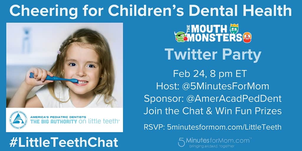 LittleTeethChat Twitter Party