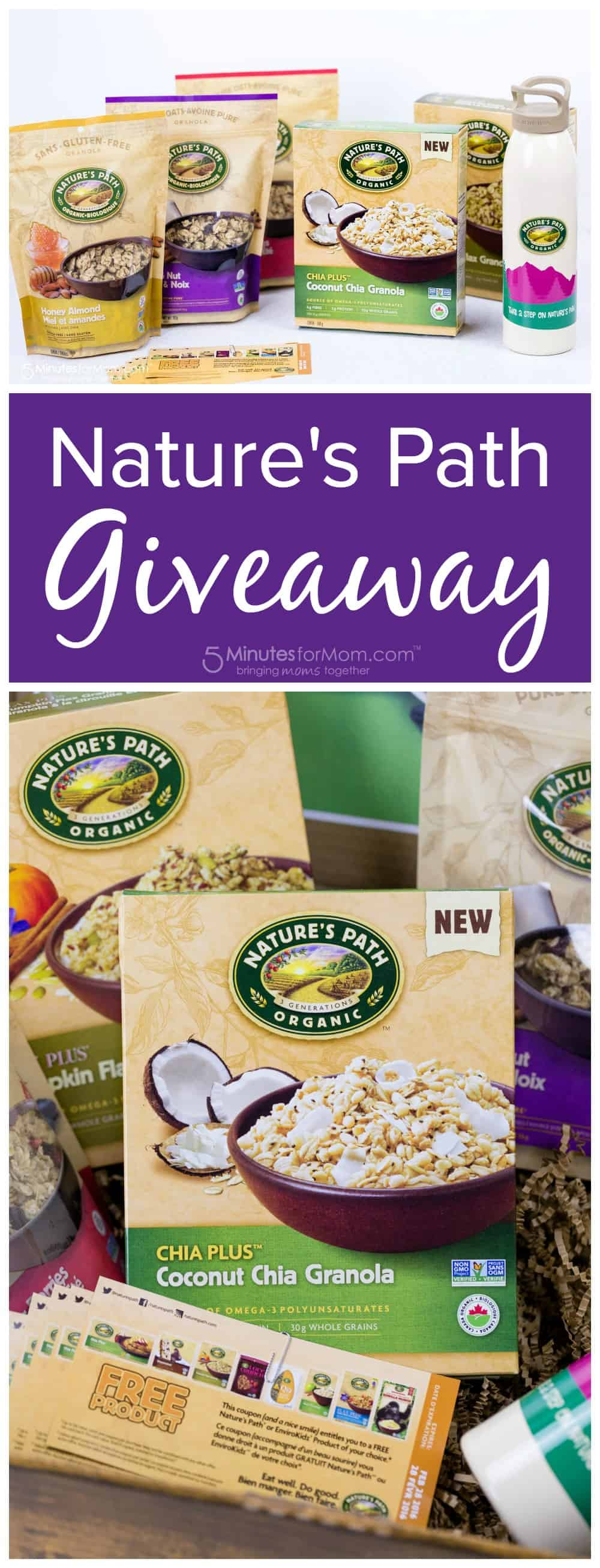 Natures Path Giveaway