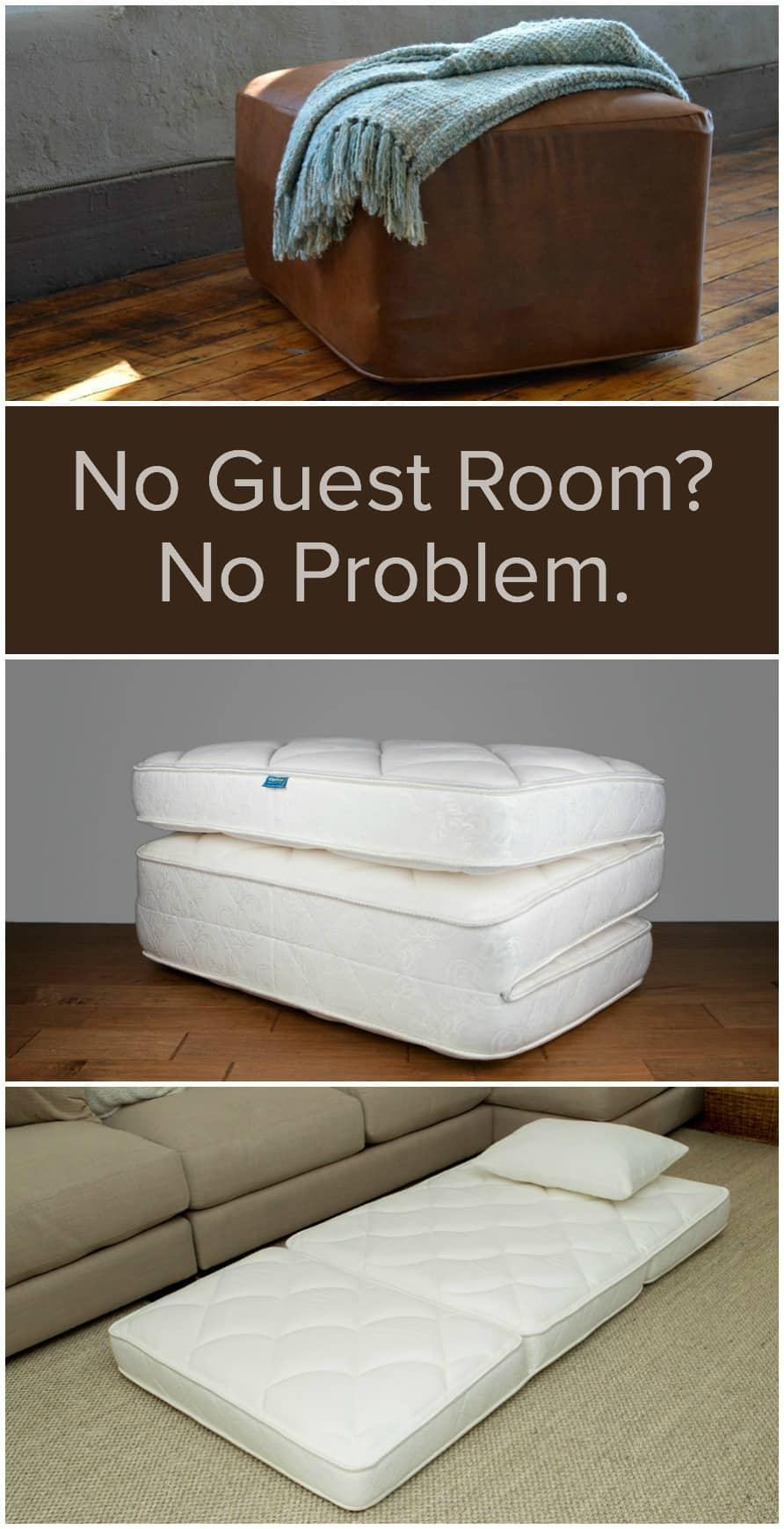 No Guest Room - No Problem