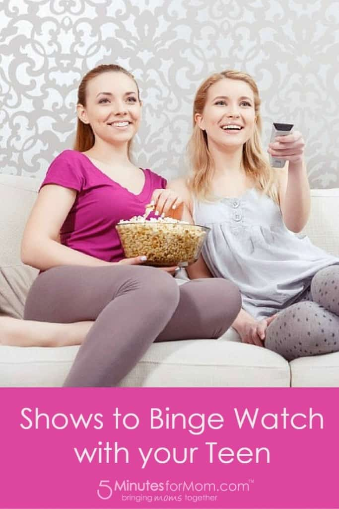 Shows to Binge Watch