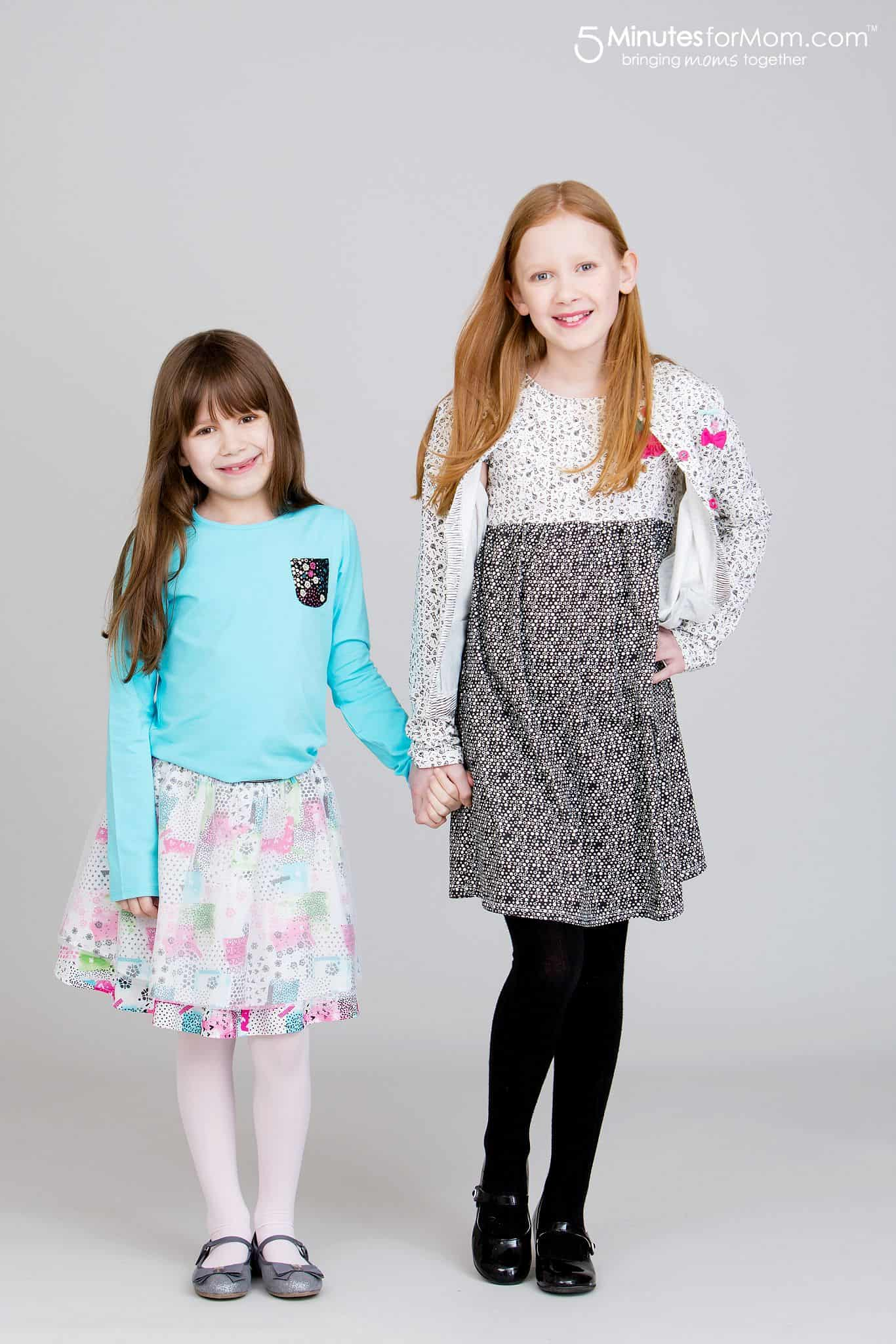 Souris Mini Clothes for Girls