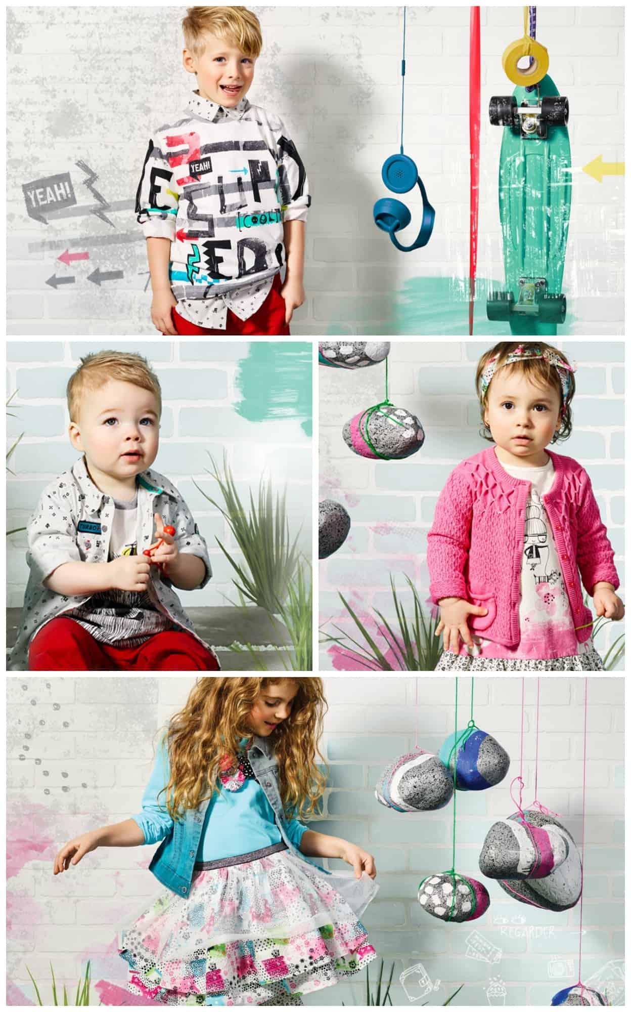 Souris Mini Kids Clothes