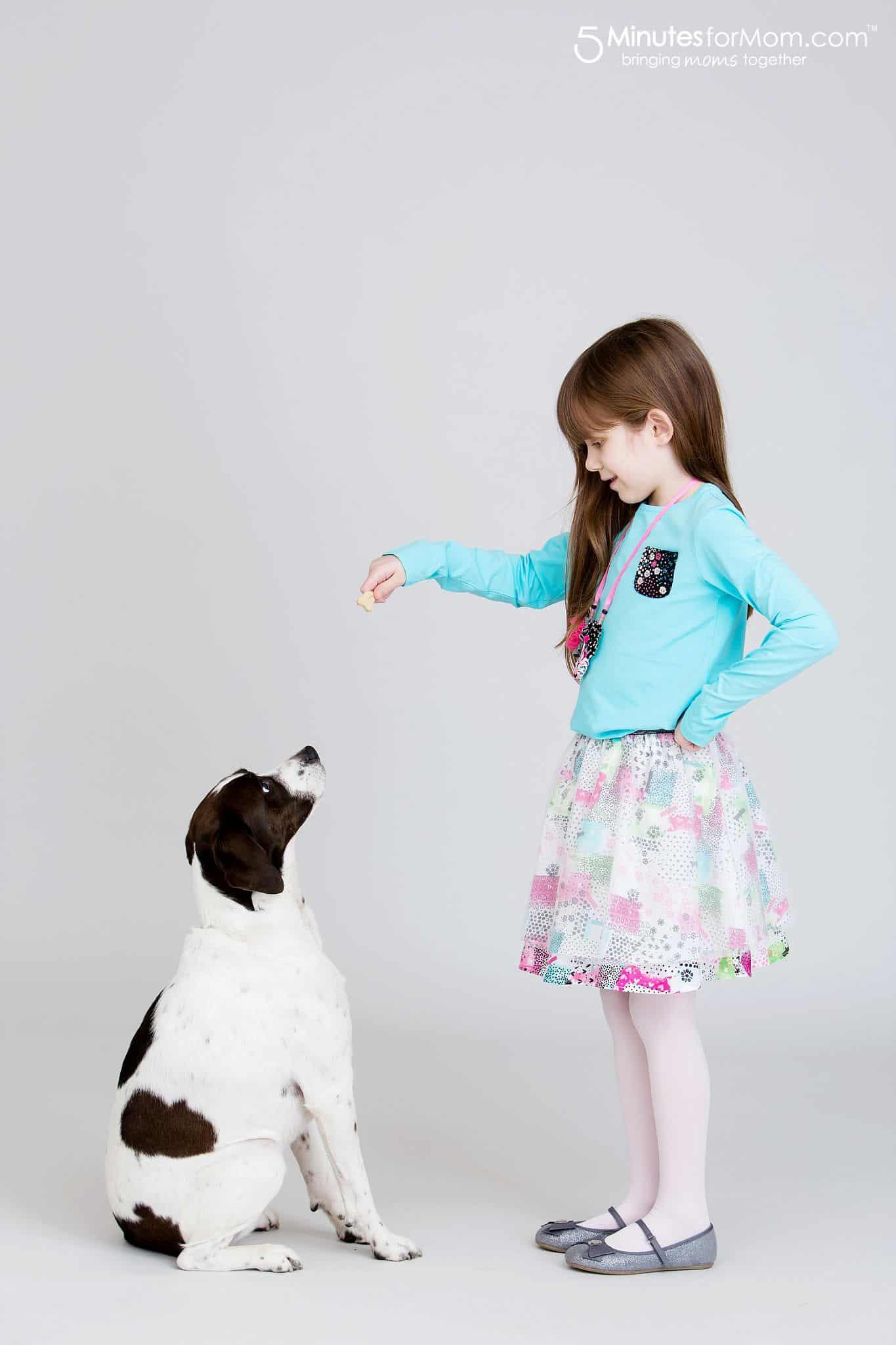 Souris Mini - Poplin and Tulle Ruffle Skirt