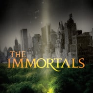 The Immortals {Review and Giveaway} #OlympusBound