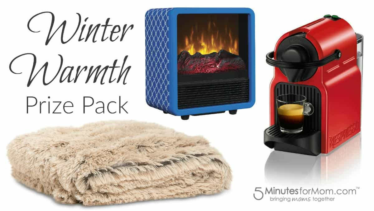 Win a Winter Warmth Prize Pack