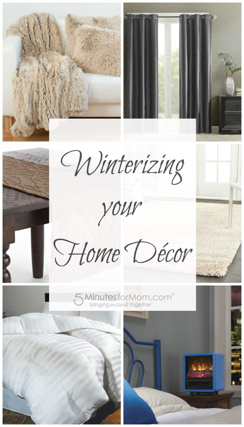 Winterizing Your Home Decor - Tips and Decorating Ideas