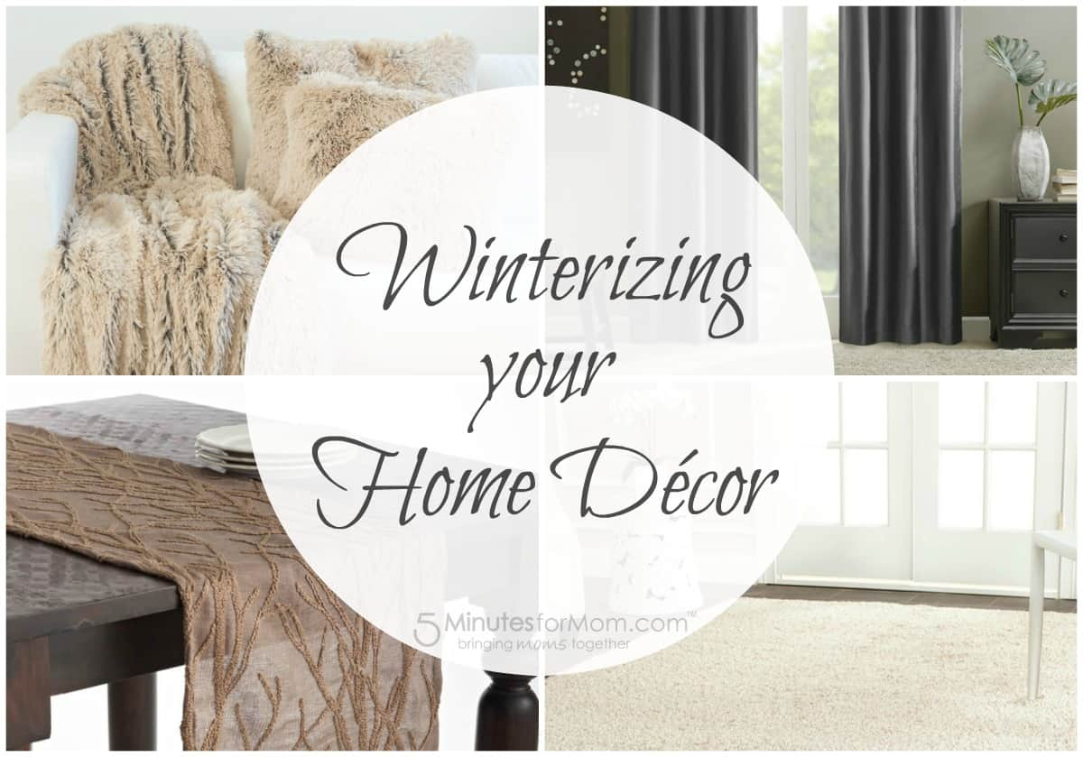 Winterizing Your Home Decor - Tips and Ideas for Winter Decorating