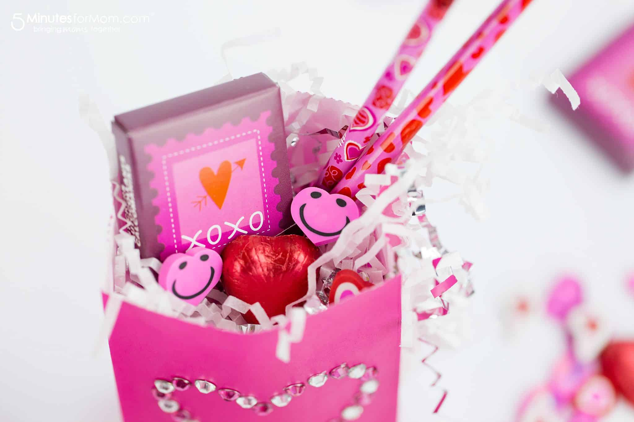 Fast And Easy Dollar Store Valentine Ideas 5 Minutes For Mom