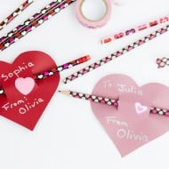 Fast and Easy Dollar Store Valentine Ideas