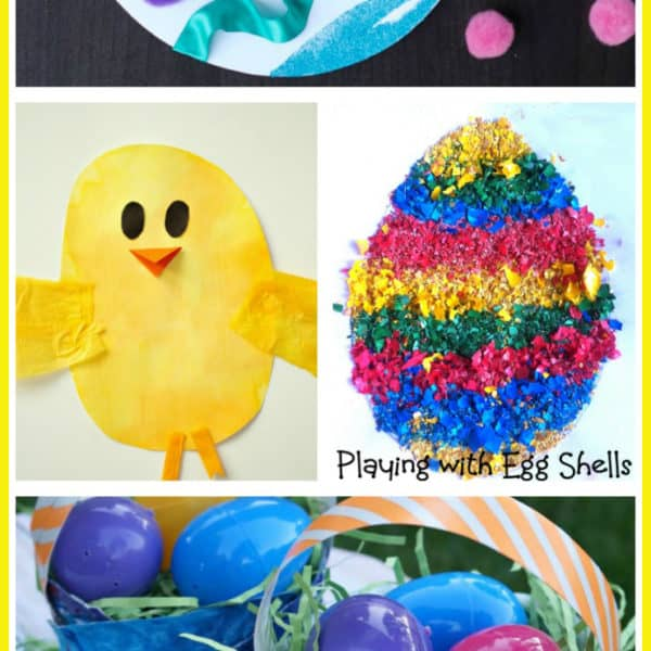 15 Fun & Easy Easter Crafts and Activities for Kids