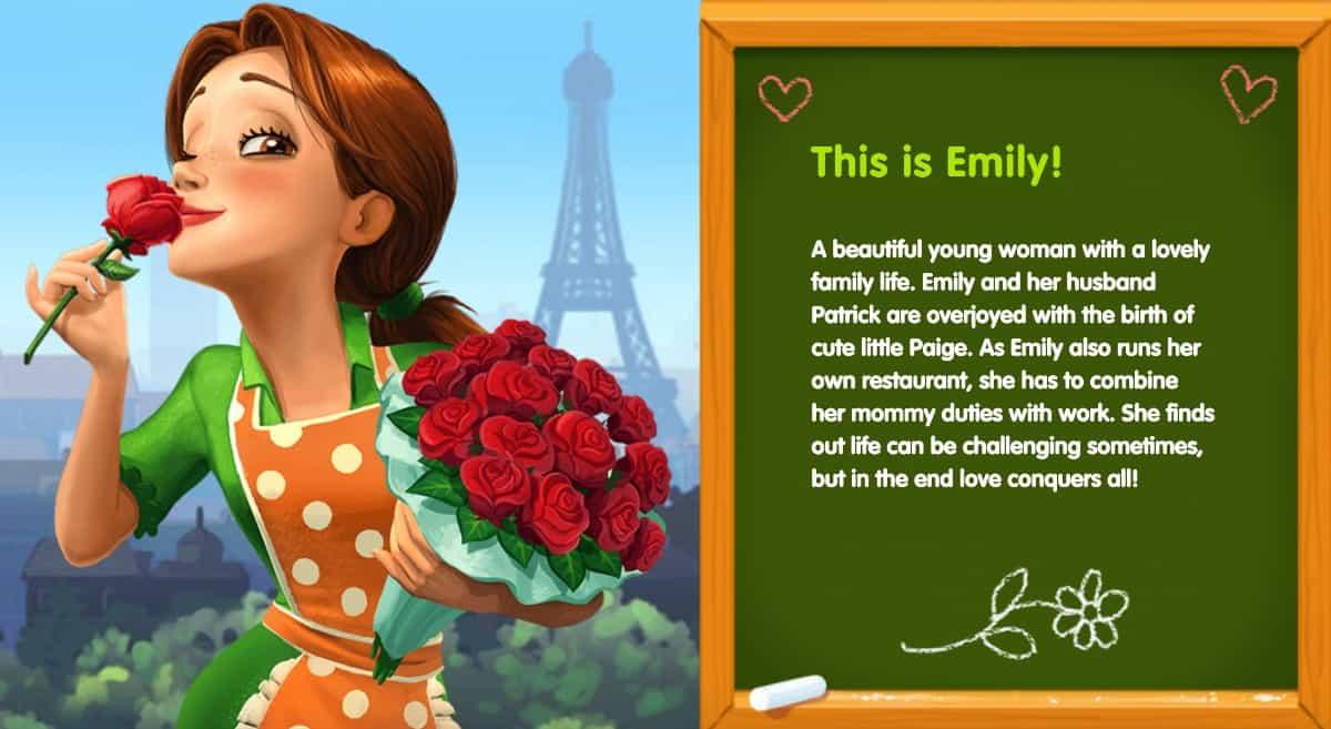 Delicious Emily