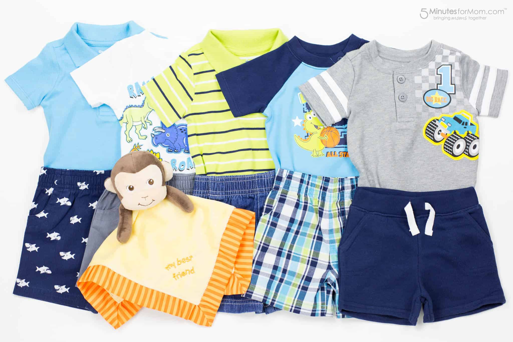 Garanimals Mix and Match Baby Clothes