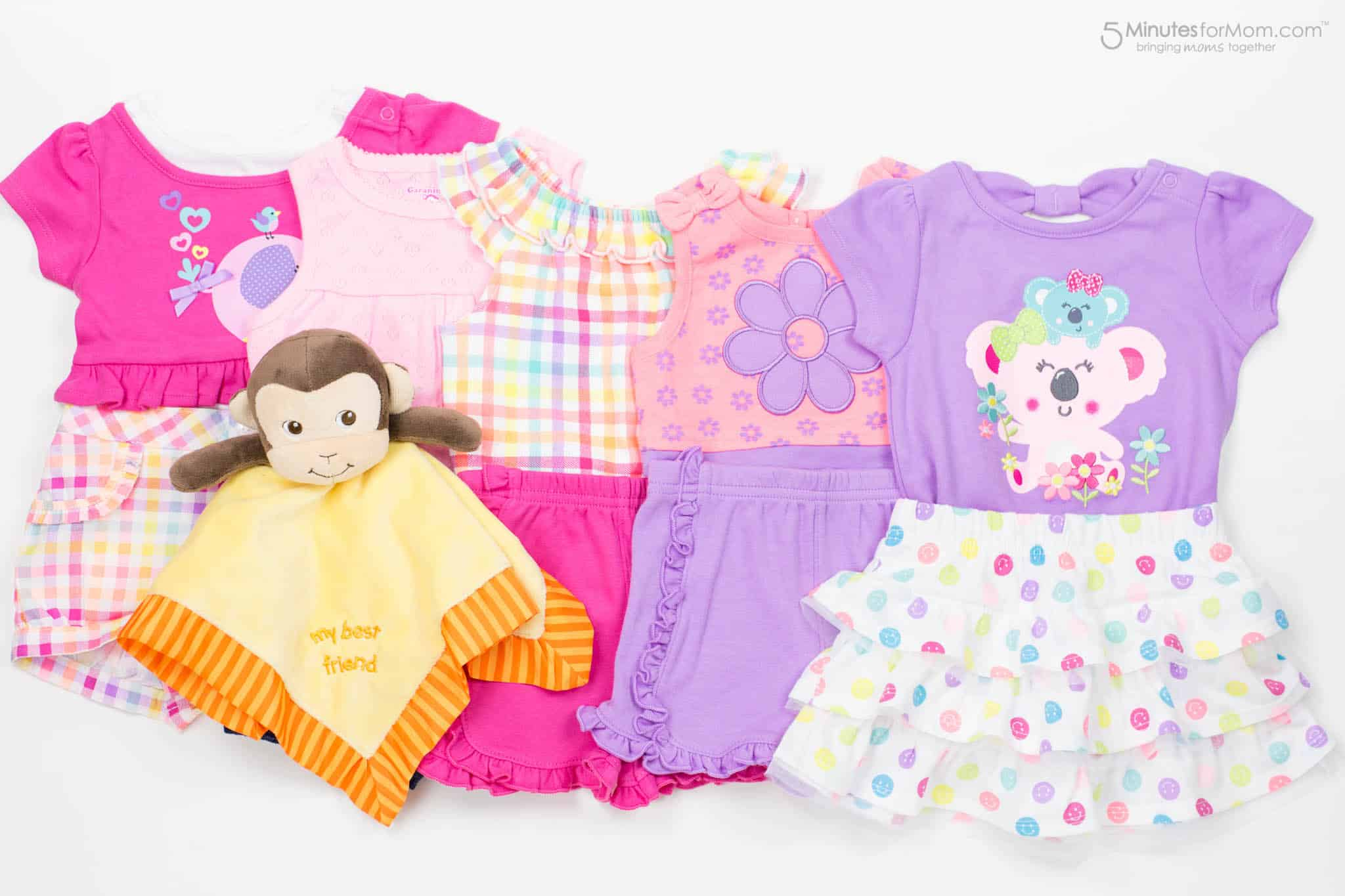 7b0a280ac Garanimals Clothing for Kids Makes Mixing and Matching Child s Play ...
